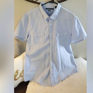 Perry Ellis Slim Fit XXL shirt